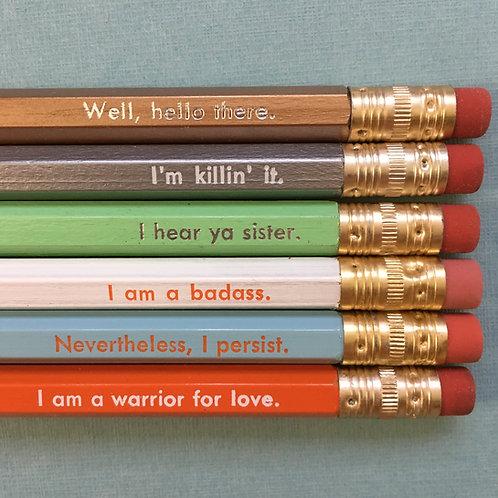 Do it, write: Inspire