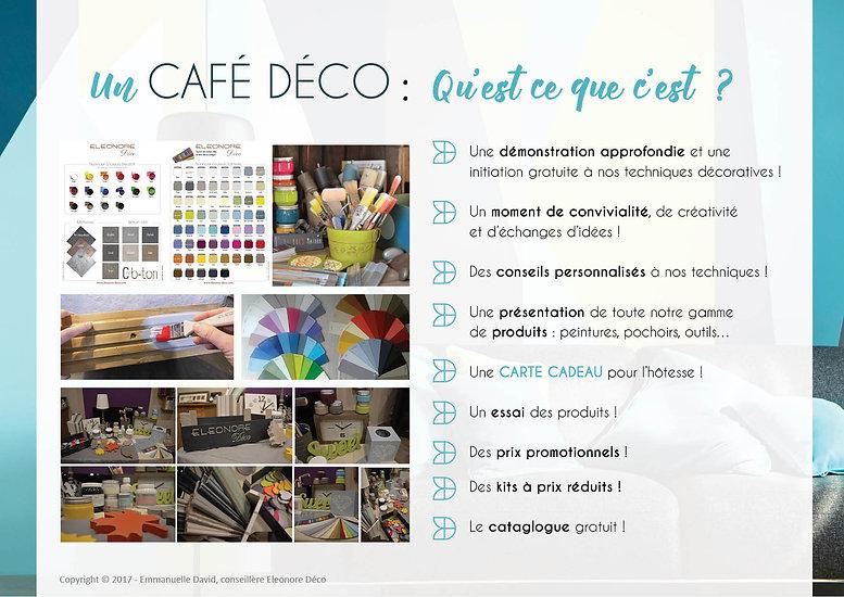 Café Déco Eléonore Déco peintures relooking