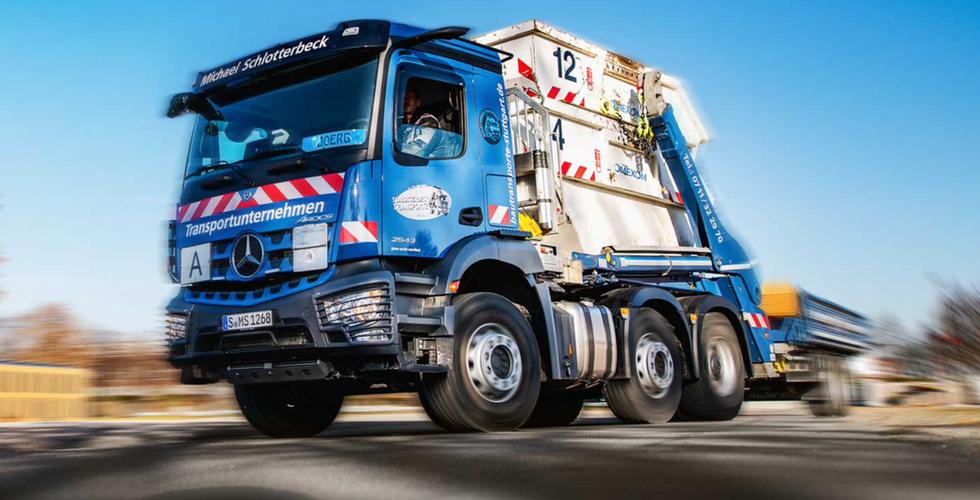 Bautransporte Stuttgart