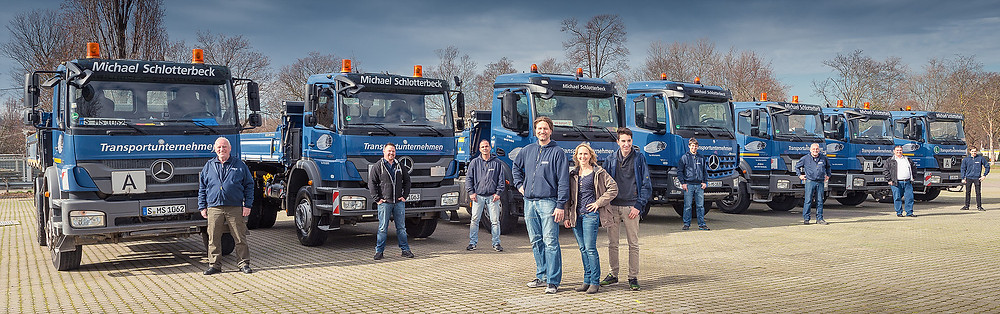 Schlotterbeck Transporte Team