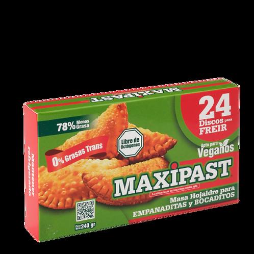 Maxipast -Masa hojaldre para freír empanaditas(24)