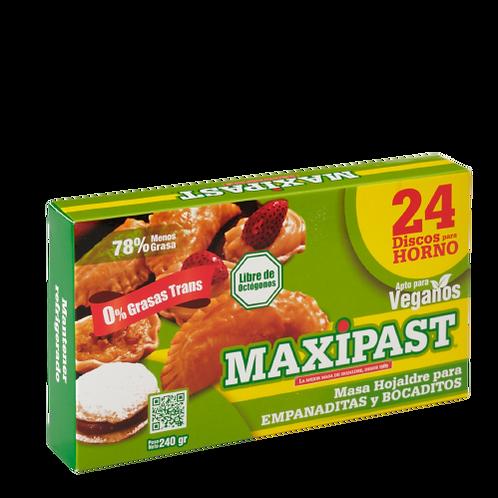 Maxipast - Masa hojaldre para hornear (24)