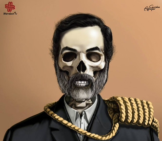 Saddam Hussein, Gunduz Agayev