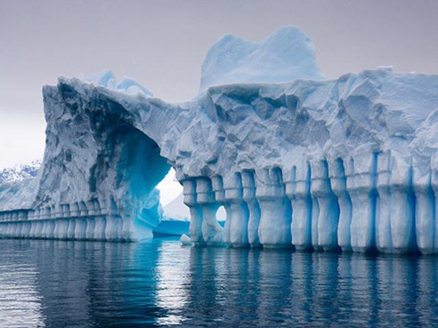 Pleneau Bay, Antarctica