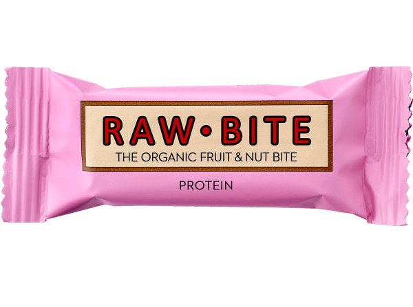 Raw Bite Protein Rohkost-Riegel Bio 50 g