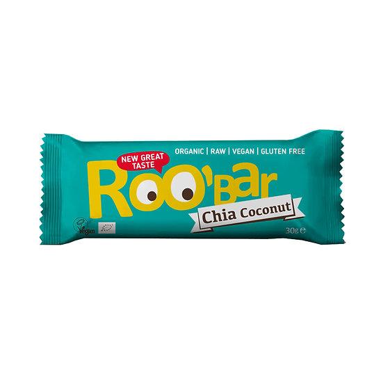 Roobar Chia & Kokosnuss 30 g