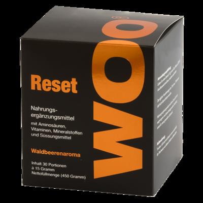 WOO® RESET, 30 Portionensticks à 15 g