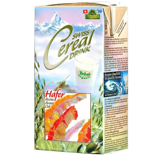 Swiss Cereal Drink Hafer glutenfrei 1L