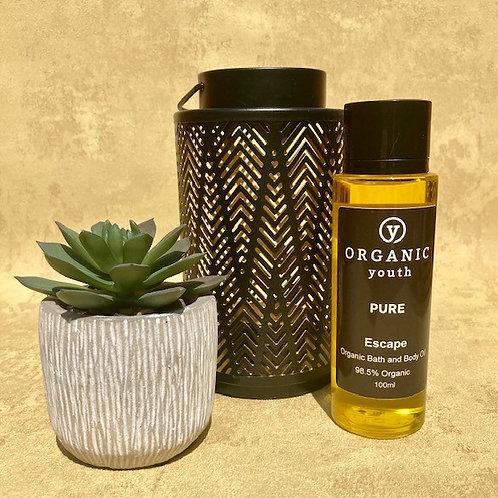 Escape Organic Bath and Body Oil