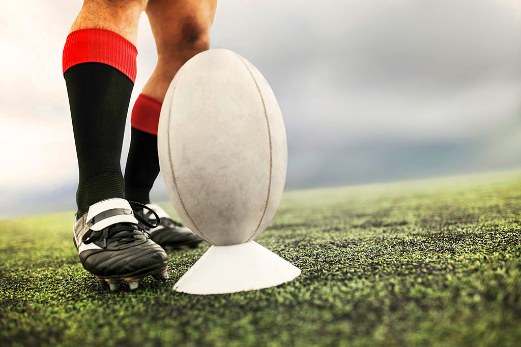 Rugby Ball Kicker