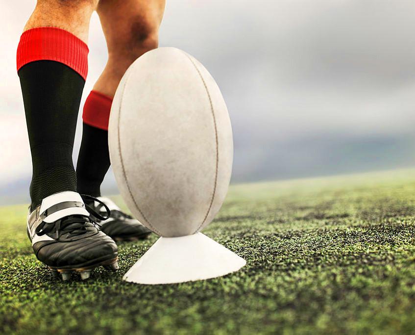 Rugby Ball Kicker
