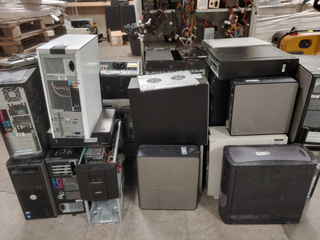 7 Reasons You Should Recycle Your Electronics