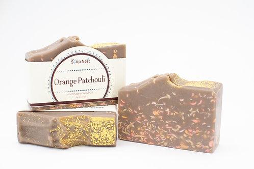 Orange Patchouli