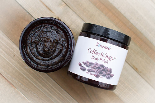 Coffee & Sugar Body Polish