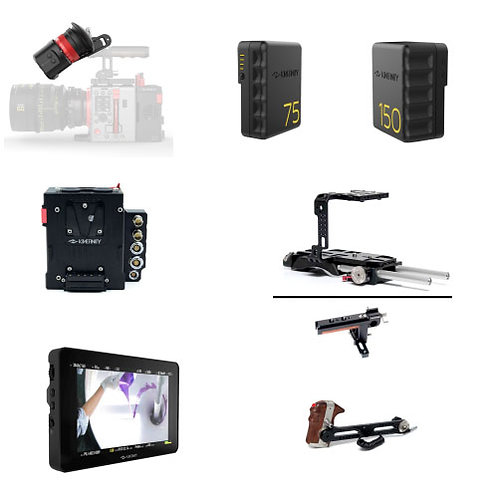 Kinefinity Production Package