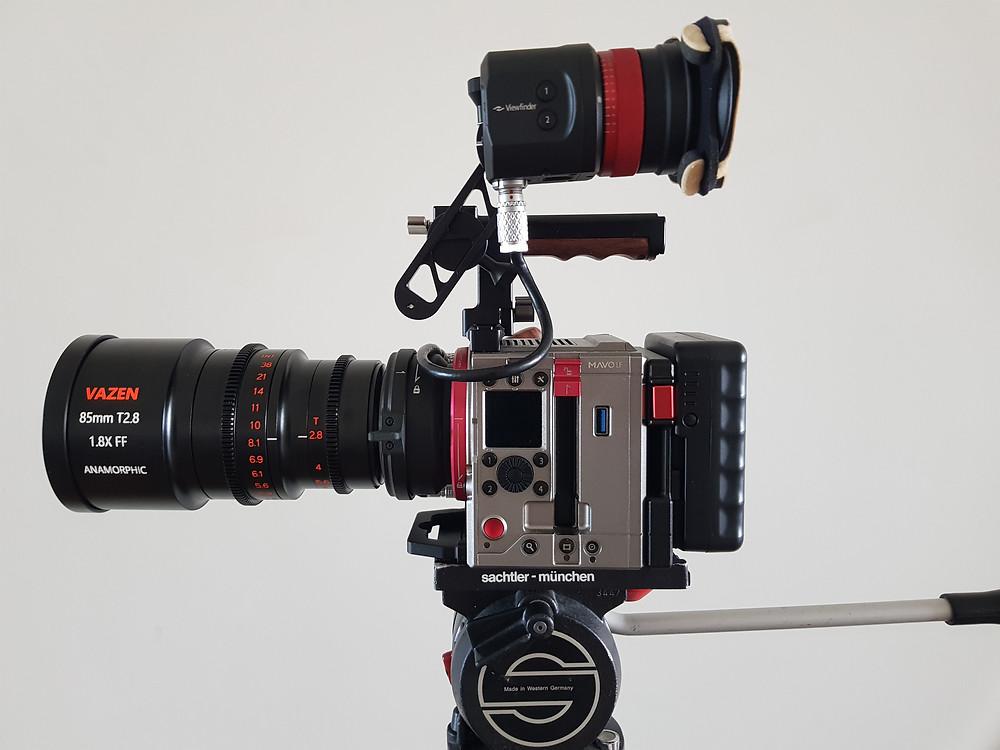 vazen full frame anamorphic 85mm