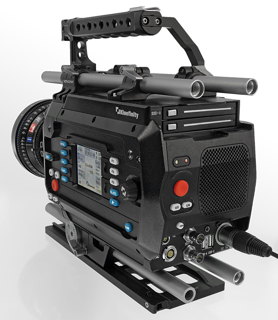 Kinefinity Kineraw S35 introduced in 2012