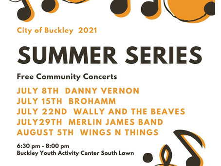 Things To Do In And Around Buckley This Summer 2021
