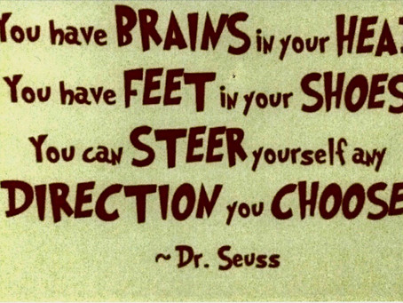 Dr. Seuss could be the patron saint of strategic planning.