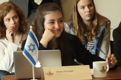 Israel Delegate - SC