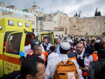 2019 BREAKING NEWS - CRISIS IN JERUSALEM