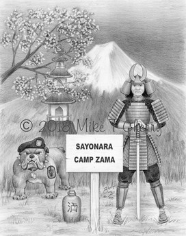 Camp Zama sayonara samurai 1500 copyright.jpg