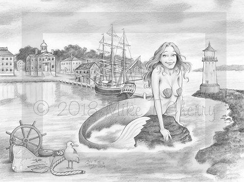 Salem Mermaid