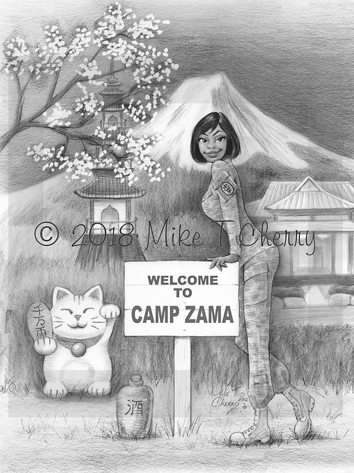 Welcome to Camp Zama