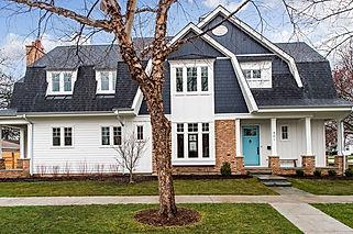 Exterior of 401 S. Peck Ave., La Grange