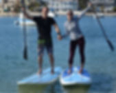 Paddle Board Party Package