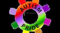 Autism Pride G.E.A.R. Pin