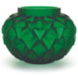 6. 'Languedoc' vase by Lalique, c. 2012.