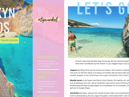 Het Zakynthos e-book is hier! Vol met prachtige plekken en hidden gems