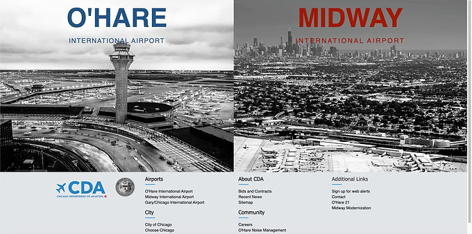 Chicago Airports