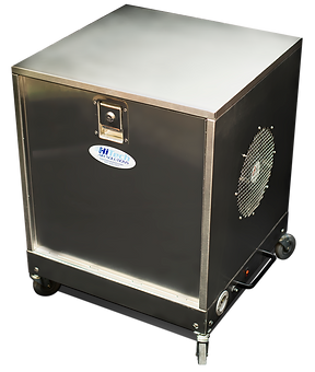 PICTURE OF MODEL # 120 Hitech Air Solutions Air Reactor