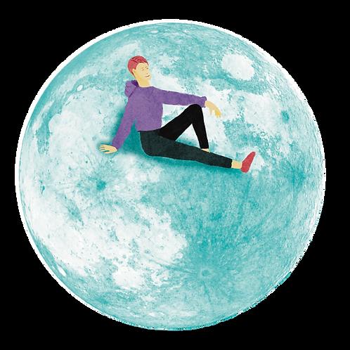 Fliag mit mia zum Mond - mp3-Musikdatei