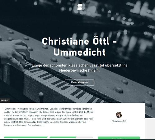 Ummedicht - Christiane Öttl feat. Andrea Hermenau
