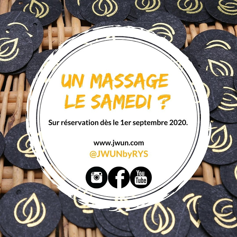 Massage en plein air