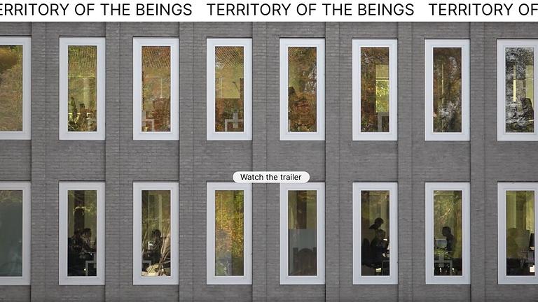 Mirte van Duppen - Territory of the beings