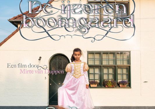 filmposter De ijzeren boomgaard, De Prinses (2020)
