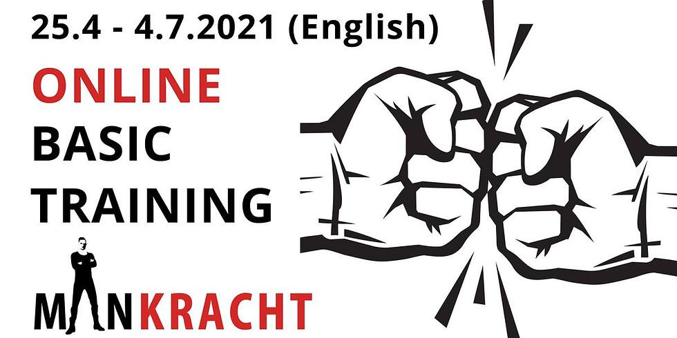 MANKRACHT BASIC ONLINE TRAINING - Spring/Summer 2021