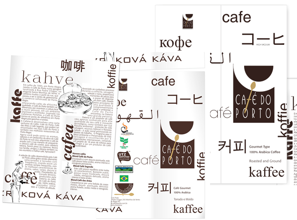 cafe folder
