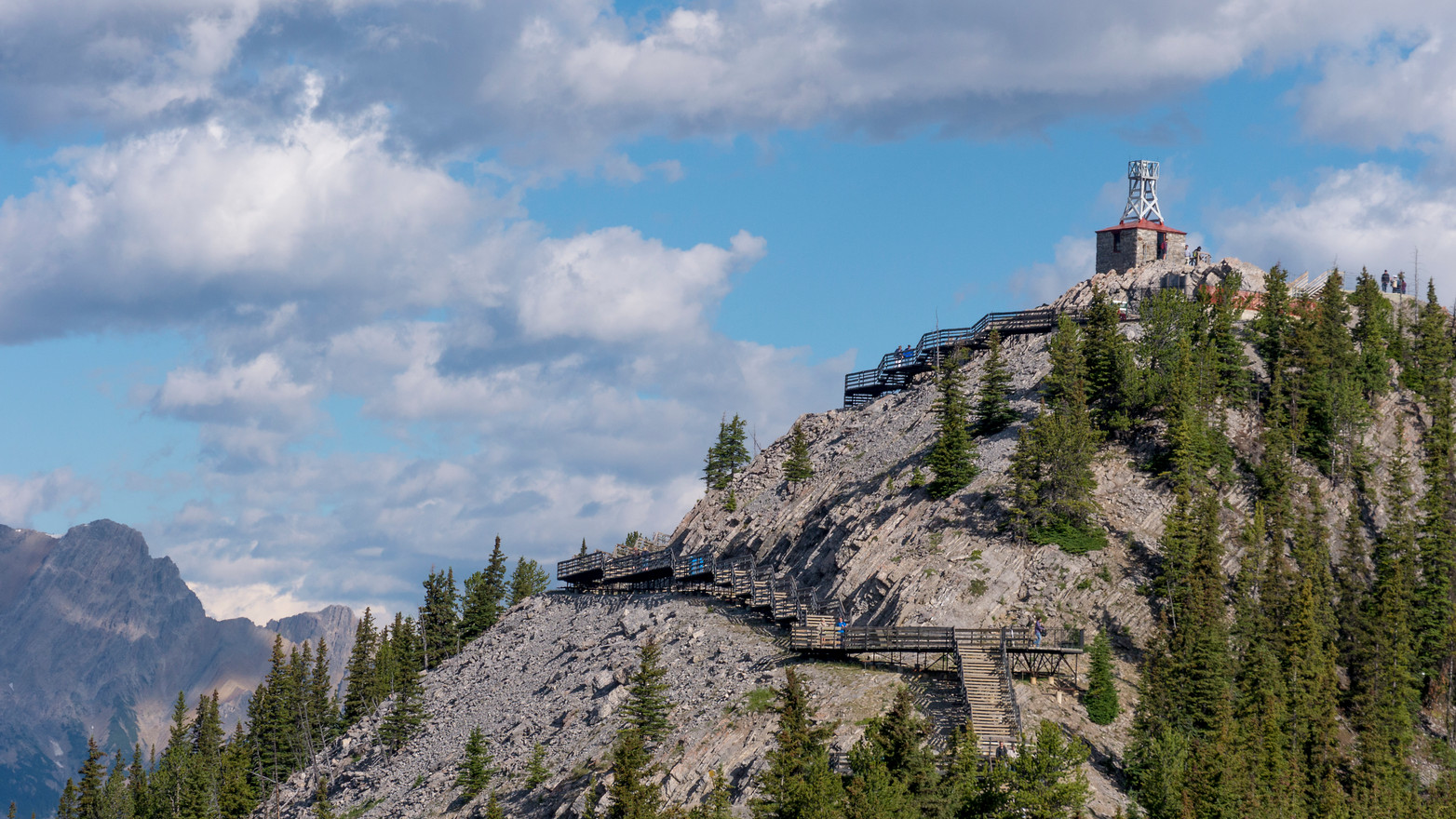 Mount Sulphur Banff