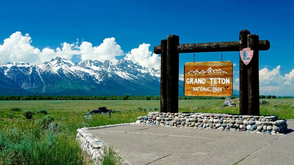 Eingang Grand Teteon NP