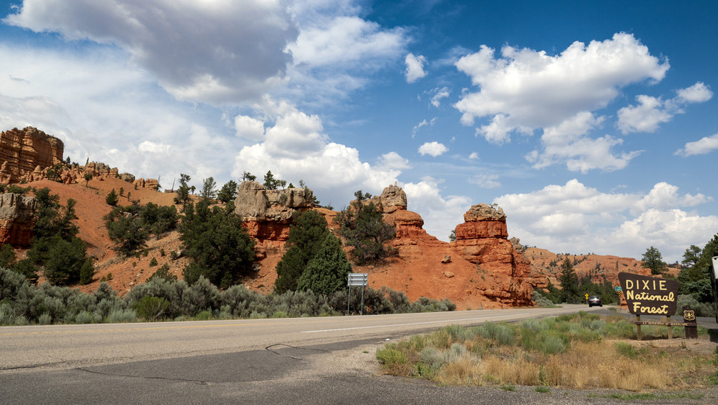 Red Canyon NP