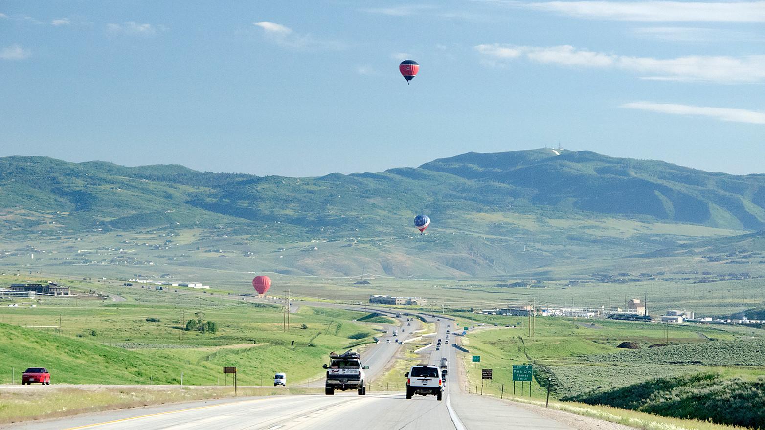 Bei Park City Utah