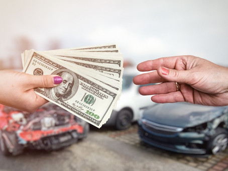 What Types of Damages are Compensated for After a Car Crash in NC?