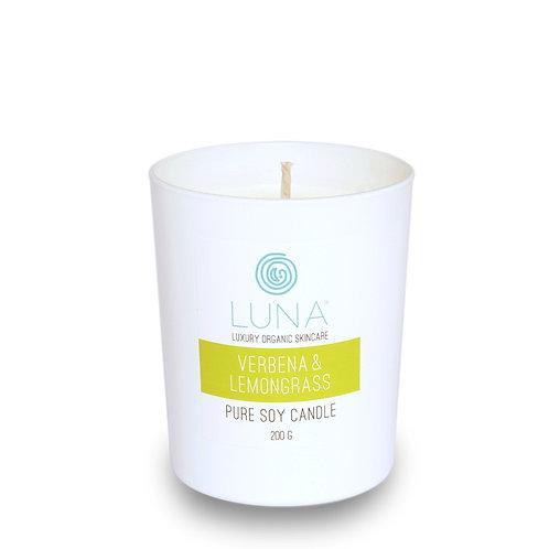 Verbena & Lemongrass Candle
