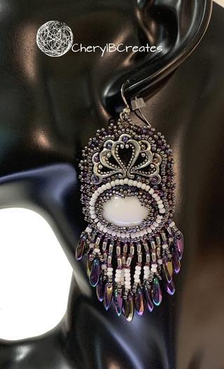 Cleopatra Statement Earrings