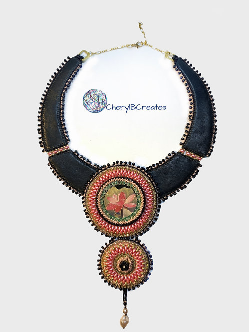 Peace Statement Necklace